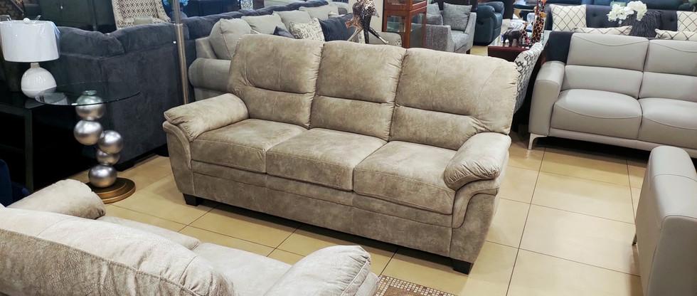 Extra Comfy Sofa & Loveseat