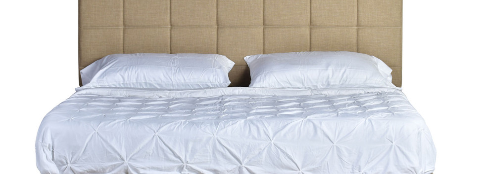 Contemporary King Upholstered Bed
