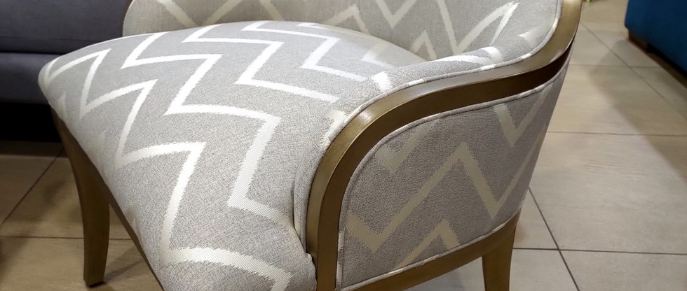 Finely Curated Accent Chair