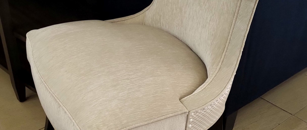 Wing Back Dining/Accent Chair
