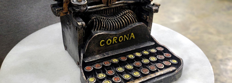 Decorative Vintage Typewriter