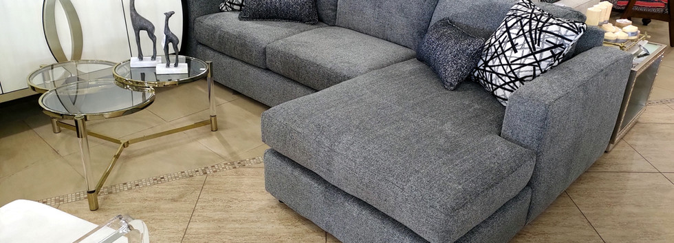 Large Sofa with Chaise