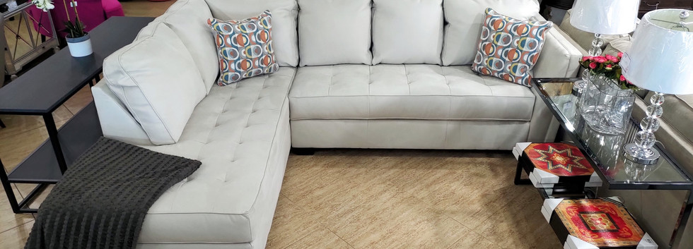 Comfy & Durable Sectional