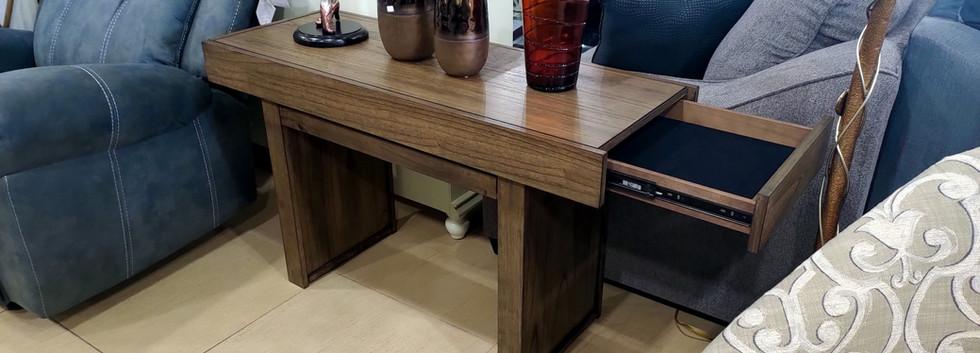 Minimalist Style Sofa Table