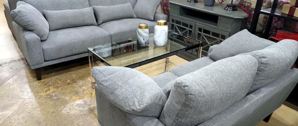 Super Comfy Sofa & Loveseat
