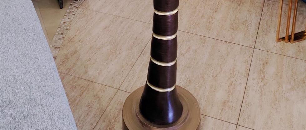 Unusual Floor Lamp – Lady Figure