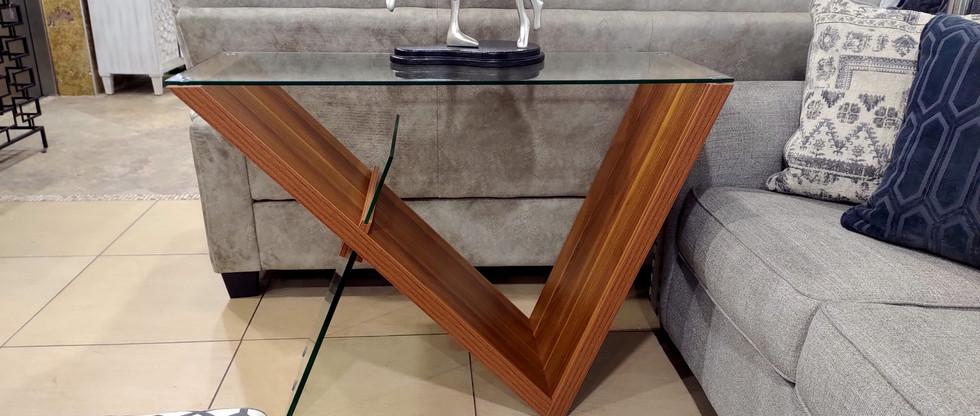Sleek Sofa Table