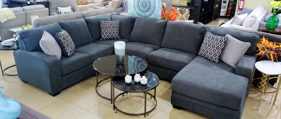 Large Sectional Seating