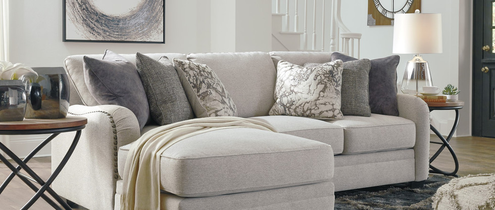 Comfy Sofa with Chaise