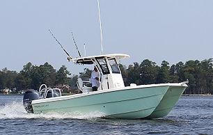 World Cat Boat 235cc