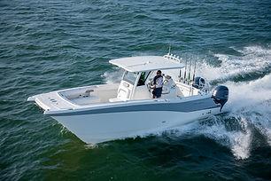 World Cat Boat 280dcx