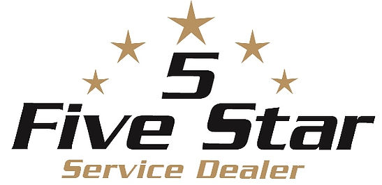5 star servce logo
