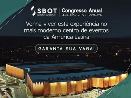 CONGRESSO ANUAL - 14 - 16 NOV - FORTALEZA (CE)