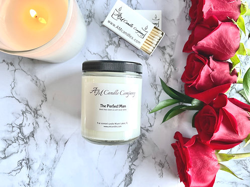 The Perfect Man Scented Candle