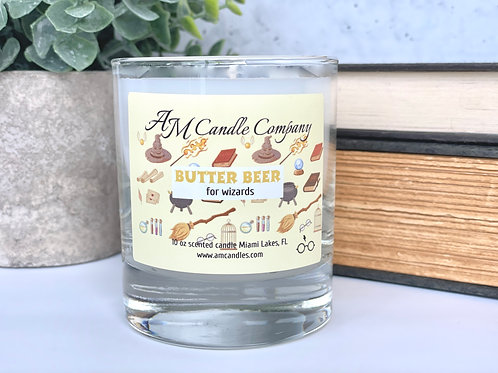 Butter Beer Scented Candle