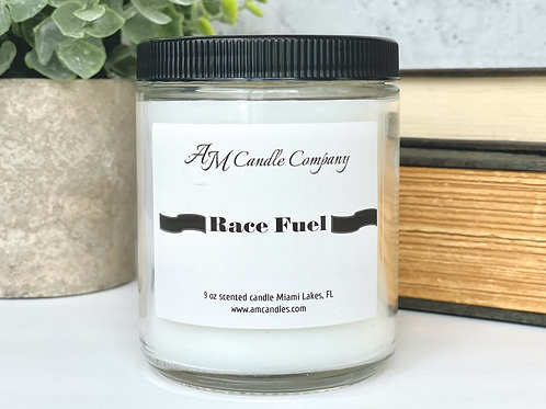 Race Fuel Scented Candle