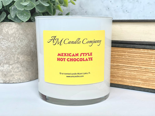 Mexican Style Hot ChocolateScented Candle