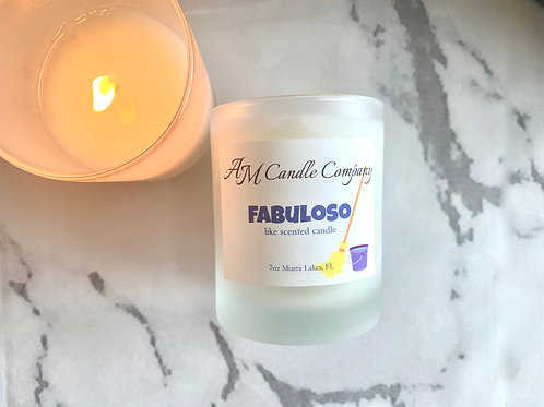 Fabuloso like Scented Candle
