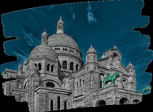 Paris montmartre Erasmus trip paris 1.png