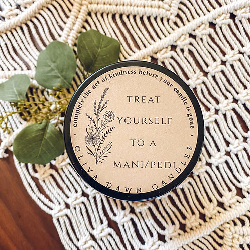 Treat Yourself to a Mani/Pedi