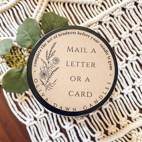 Mail a Letter or Card