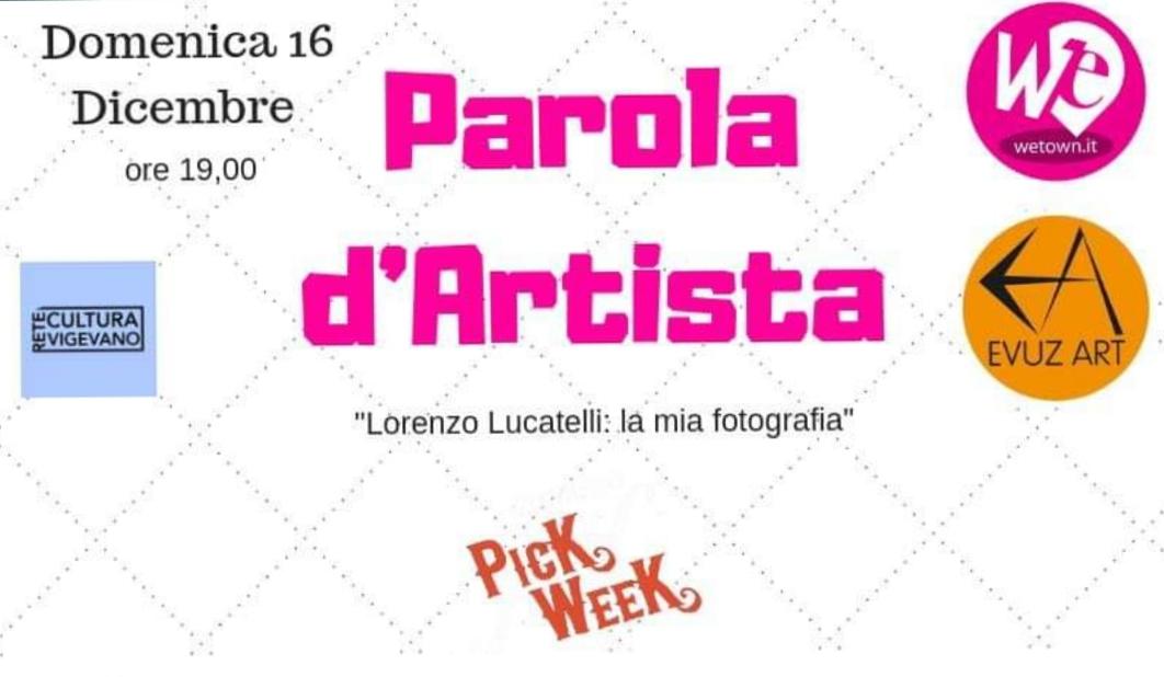 Parola d'artista: Lorenzo Lucatelli