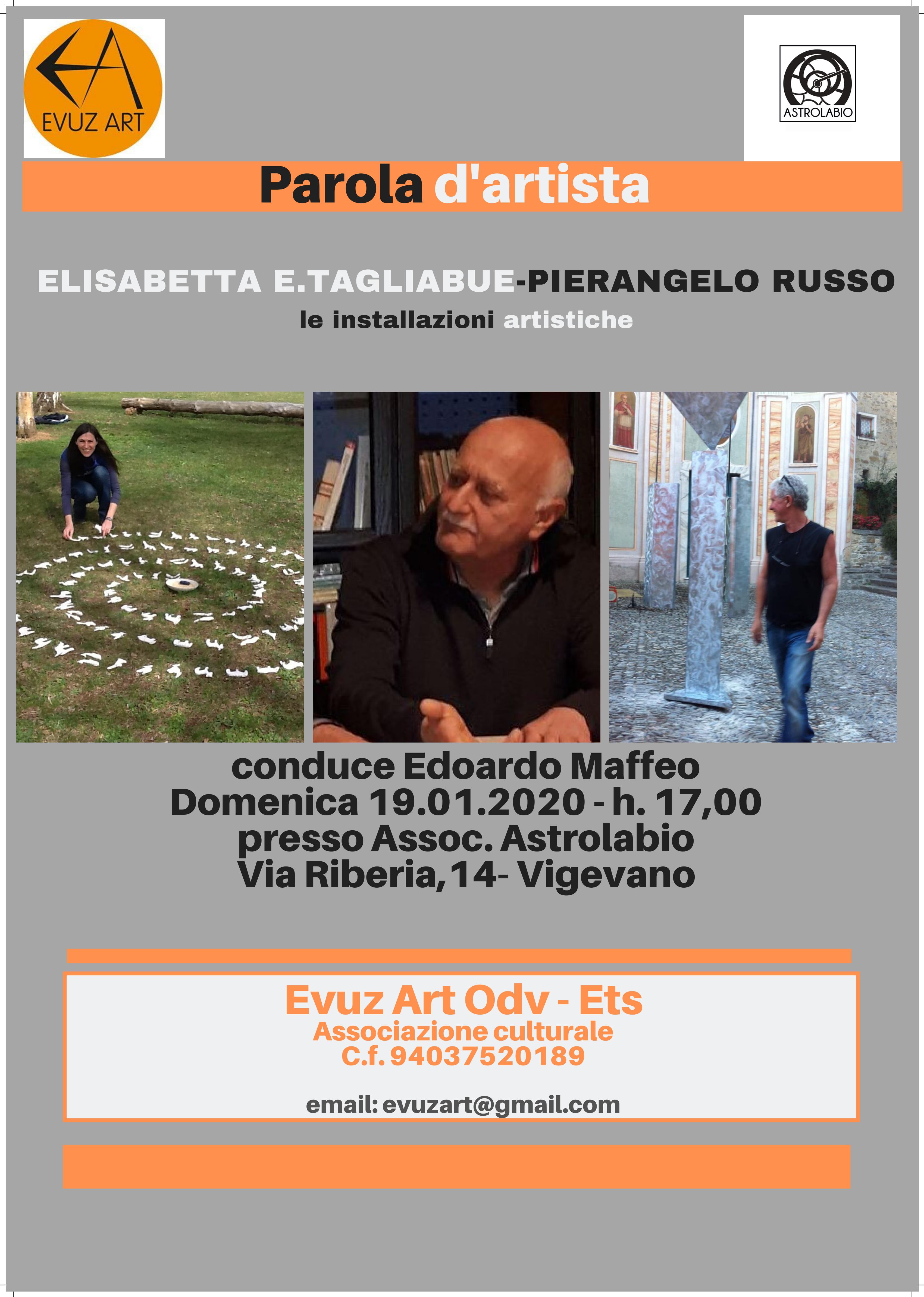 ElisabettaTagliabue- PierangeloRusso