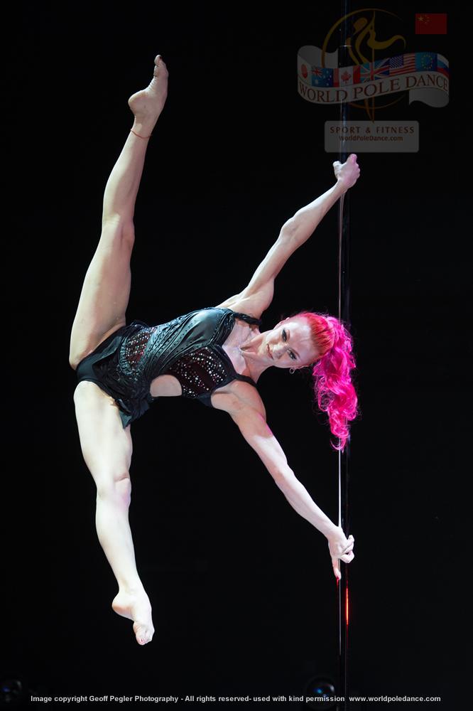 Polina Volchek RUSSIA