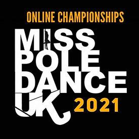 Miss Pole Dance UK 2021