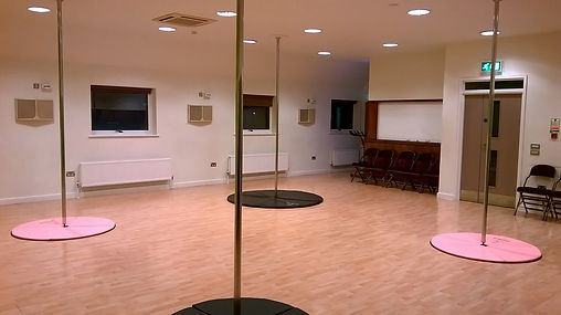 East Grinstead Pole Fitness Class