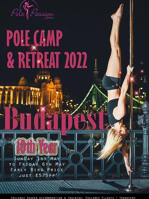 Pole Training & Retreat Budapest 2022