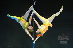 OLGA GORDIENKO and GALINA KONKOVA