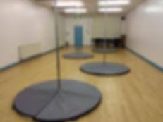 Littlehampton Pole Fitness Class