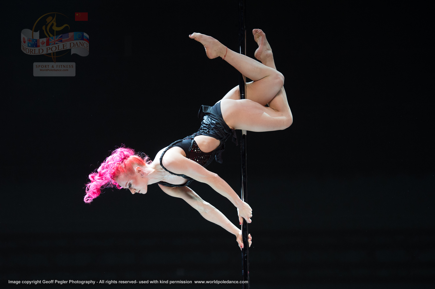 Polina Volchek - RUSSIA
