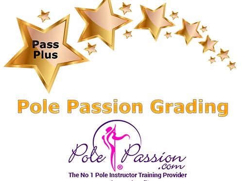 ONLINE Pole Grading certification