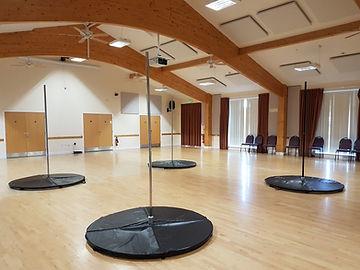 Angmering pole dance fitness classes
