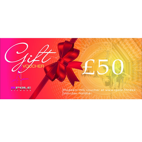 Gift Vouchers - available in any amount.