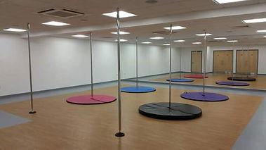 Bognor Regis Pole Fitness Classes