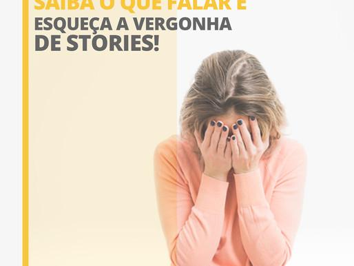 Dicas de Stories
