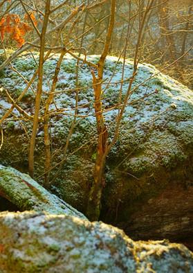 Orange Base Rock