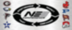 Northeast 8 Conference Logo