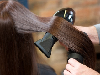 正しいヘアケア方法(髪の乾かし方)