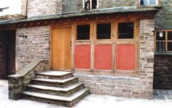 Llancillo Hall -boot room