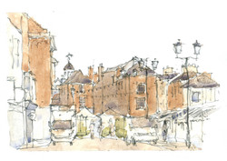 Ludlow sketch 01