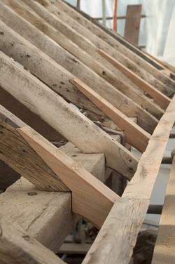 Pembridge roof structure