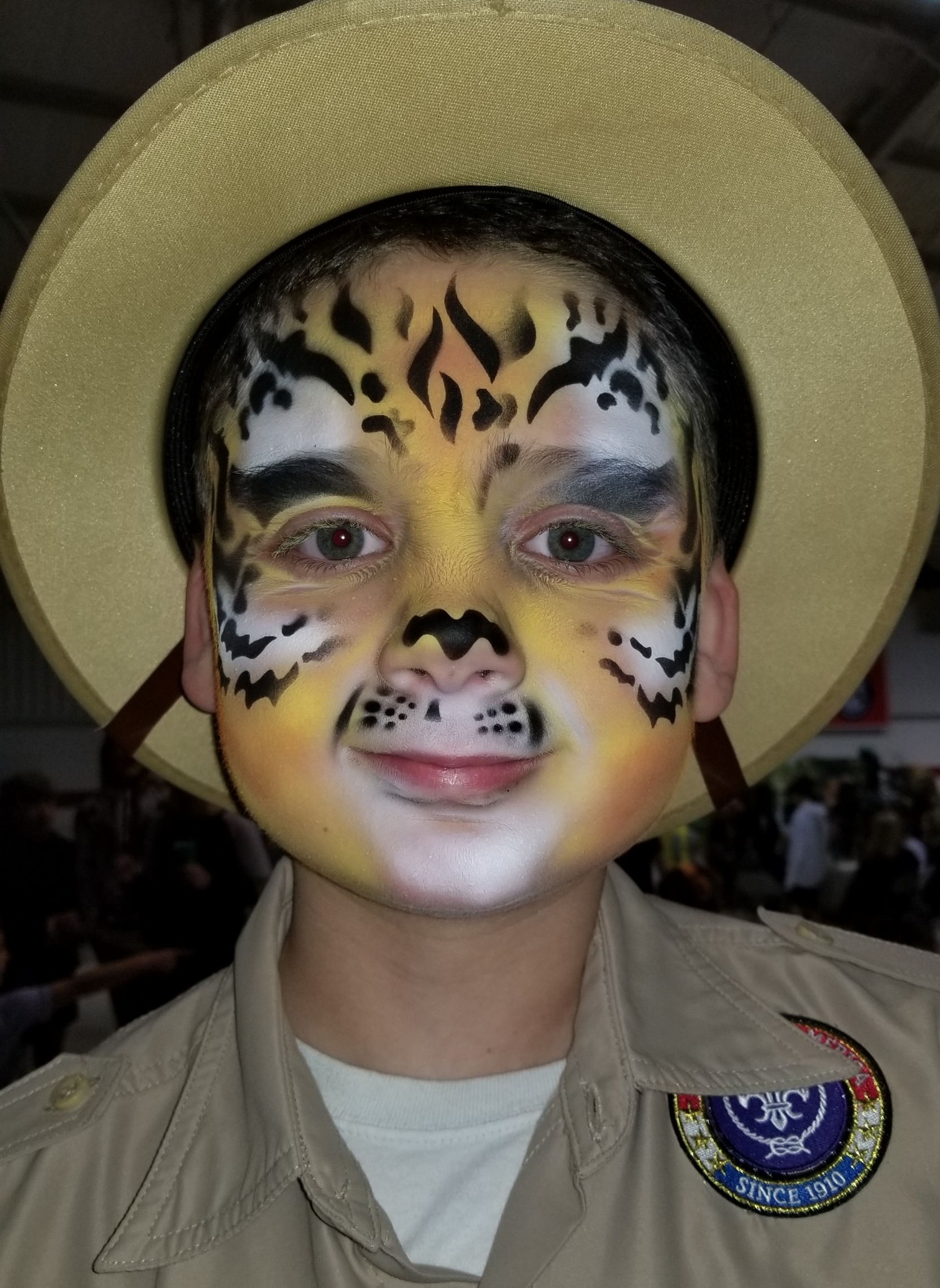 Safari Theme Mother/Son Dance