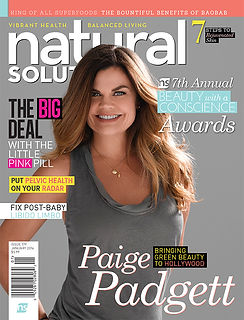 PaigePadgett cover Natural Solutions. co