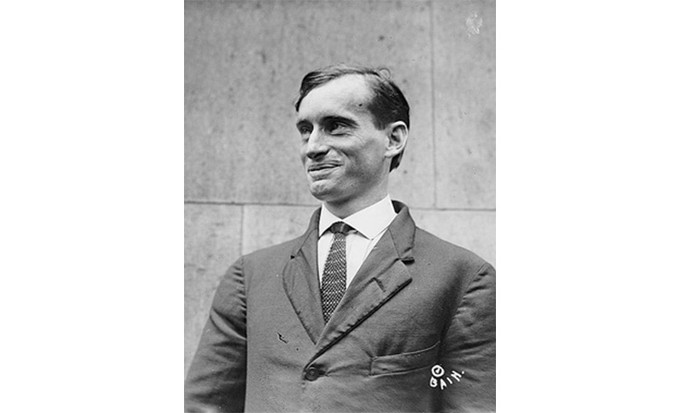 Harry Kemp: Super Tramp Before Jack and Jack