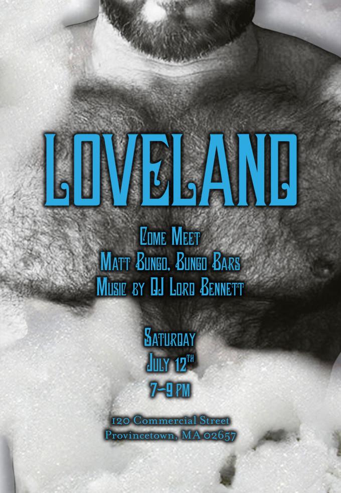 Come Meet: Matt Bungo, Bungo Bars