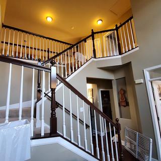 U-shaped Stairs
